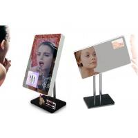 Magic Commercial LCD Display Digital Signage Bathroom Mirror Display 1920 X 1080 With Sensor Manufactures