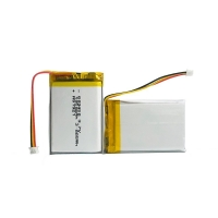 Discharge Protection Small Lipo Battery 3.7 V 1050mAh KPL603450 Manufactures