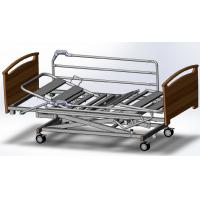 Remote Control Home Care Bed For Geriatrics Cold - Rolled Steel Bedboards Manufactures