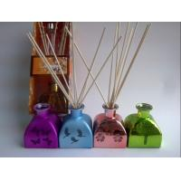 China Fragranced Liquid Lemongrass Reed Diffuser Set Woodwick Reed Diffuser Refills on sale
