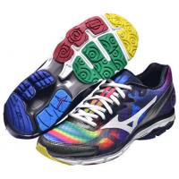 MIZUNO Sports Sneakers Men's WAVE RIDER 17 Smoothride Stability Cushionning Running shoes Manufactures