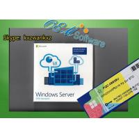 China Online Activation Windows Server 2016 Standard Key Retail Key With Download Link on sale
