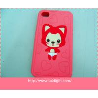 Eco-friendly Cell Phone Silicone Cases / cell phone cover for iphone5 Manufactures