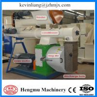 China Long service life less maintenance run smoothly pet feed pellet mill with CE approved on sale