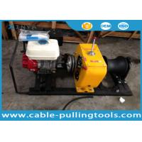 8T Wire Rope Winch Cable Pulling Tools Manufactures