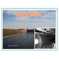 hdpe smooth geomembrane  1mm Manufactures