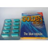 Hot Sales In UK and Spain Golden Root Complex Male Enhancement Herbal Sex Pills  Manufactures