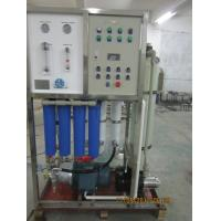 One Stage RO Seawater Desalination Plant Manufactures