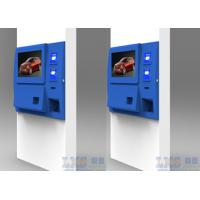 Internet Kiosk NFC Card Reader Bill Payment Kiosk With GPRS / Wifi Thermal Printer Manufactures