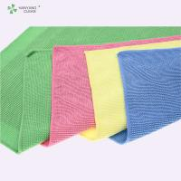 high temperature resistance cleaning cloth esd protective Manufactures