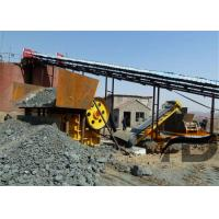 High Safe Stone Crushing Production Line Industrial Jaw Crusher Machine Manufactures