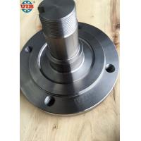 Buy cheap Q345B C45 Bearing Hub Axle , H6 Steel Gcr15 Agriculture Machine Bearing Axle from wholesalers