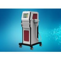 Vertical  Nd Yag Laser / Q Switch Nd : yag Laser Tatoo Removal Machine 1320nm, 1064nm, 532nm Manufactures
