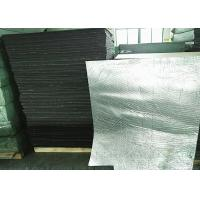 High Density Heat Resistant Mat 7mm Black Closed Cell Foam Car Soundproof Materials Manufactures