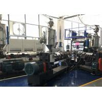 China Powerful Plastic Extrusion Machine High Performance Eco - Friendly on sale