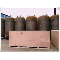 Customized Size Diaphragm Pressure Tank , Bladder Water Pressure Tank Manufactures