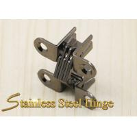 39*13*17.5 mm Stainless Steel Concealed Hinges / Heavy Duty Concealed Hinges