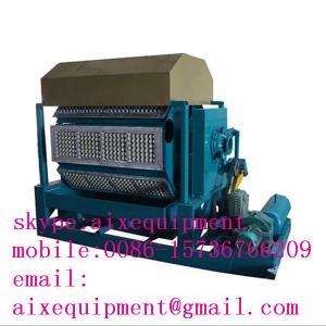 China paper egg tray machine price/paper egg tray making machine on sale