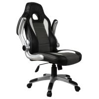 High Back Adjustable Office Chair Rolling Office Chair For Manager President Manufactures