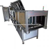 Automatic Inspection Bus Bar Assembly Machine , Busbar Automatic Production Line Manufactures