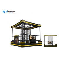 Coin Operated Games Vr Tower Gun Entertainment Simulator Machine Manufactures