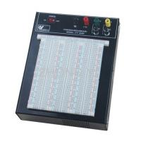 Colored Coordinates Solder Powered Breadboard with 5 Distribution Strips Manufactures