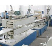 Buy cheap PVC panel extrusion line from wholesalers