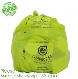 China Garbage bag Dog poop bags T-shirt Plastic bag Laundry bags trash bag Nappy Sacks Produce bag die cut/loop handle bags Dr on sale