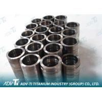 ASTM B381 GR7 Metal Forgings Ring For Paper Making / Oil Industry Manufactures
