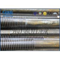 High Strength Boiler Fin Tube Integrated Extruded Spiral Fin Tube Resistant Corrosion