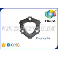 China 8A And 8AS Coupling Rubber Excavator Spare Parts For Komatsu PC10 PC20 PC30 Kobelco SK04 on sale