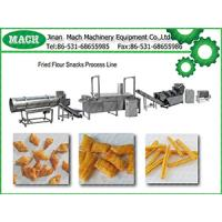 China Automatic Fried wheat flour snacks food equipment Manufactures