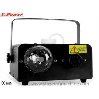 LED Effect 3*3w RGB DJ Fog Machine Portable 400W Smoke Machine With Dream Crystal Ball  X-02 Manufactures