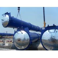 Quality 2X31M AAC Pressure Vessel Autoclave,steel,blue for sale