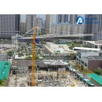 TC5010 Inner Climbing Tower Crane 1ton Building Construction Safety Equipment Manufactures