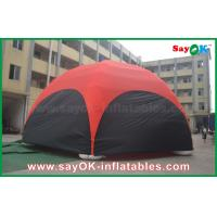 Buy cheap PVC DIA 10m Promotional Inflatable Dome Spider Tent for Advertising from wholesalers