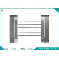 Intelligent Special Home Security Automatic Fence Swing Turnstiles Manufactures