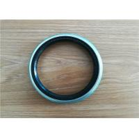 China Standard Size Metal Cased Truck Oil Seals Round Abrasion Resistance on sale