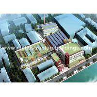 Anti Seismic Structural Steel Warehouse Manufactures