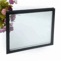 Custom Sizes Insulated Glass Door Panels , Sound Proof Double Insulated Glass Manufactures