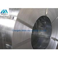 China 0.18mm Gl Cold Rolled Steel Strip Aluzinc CGLCC ASTM A755 JIS G3321 on sale