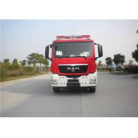 Gross Weight 18300kg Fire Equipment Truck High Space Utilization For City Rescue Manufactures