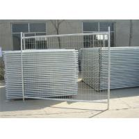 Buy cheap Electric galvanized easy to install Australia temporary fencing with feet from wholesalers