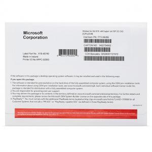 China English Microsoft Windows Server 2016  Standard OEM Package With DVD 64 Bit on sale