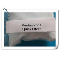 Mestanolone 521-11-9 Muscle Building Strong Effects 99% Purity Anabolic Steroids Manufactures