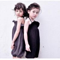 Buy cheap Wholesale summer Girls fashion jumpsuit children customizable clothing from wholesalers