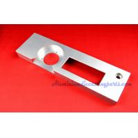 Al6061 T6 CNC Machined Parts , Audio Front Panel Precision CNC Machining Manufactures