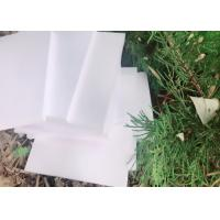 China Durable White Rigid PVC Foam Board 6.0mm Thinckness For Advertising Display on sale