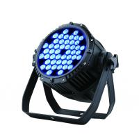 Christmas light show equipment par light led 48pcs 3watt rgb waterproof par lights for dj Manufactures
