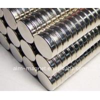 N52 super strong Neodymium magnet disc shape Manufactures